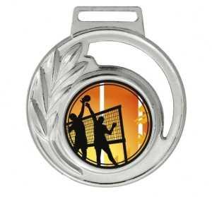 Medalha redonda Ref. 044 - diâmetro 45mm - ouro/prata/bronze
