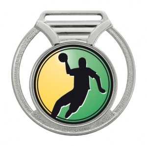 Medalha redonda Ref. 055 - diâmetro 55mm - ouro/prata/bronze