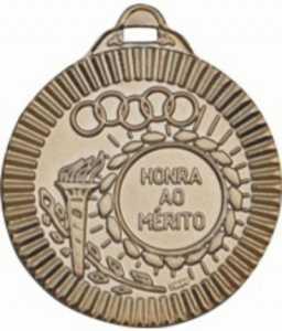 Medalhas - Linha Galera - Ref. M 404 Bz